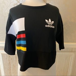 Adidas special edition size small Ferrell top